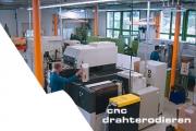 CNC-Drahterodieren
